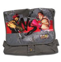 Street Fighter IV: Akuma vs. Ryu Messenger Bag GE5742 NEW! - $44.99