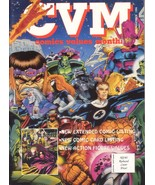 Comic Values Monthly CVM Magazine Issue 100 Fantastic Four Anime Cover 1994 - $6.50