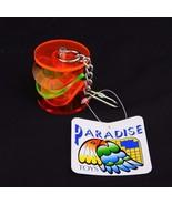 Paradise Toys Sm Med Bird Acrylic Activity Toy Rattle Cylinder Rings 322... - $7.99