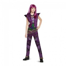 Disguise Disney Descendants 2 Mal Classic Isle Child Halloween Costume 2... - $38.78