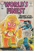 World's Finest Comic Book #107, DC Comics 1960 VERY GOOD- - $27.01