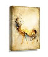 B2T Female Golden Deer - 24x36 inches - $35.17