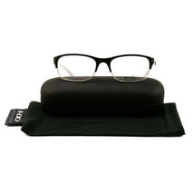 Oakley Irreverent Women's Eyeglasses OX1062 01 Black 52 18 139 Demo Lens - $51.30