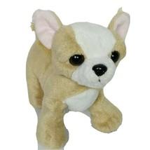 "Ganz Webkinz Lil Kins Chihuahua Brown Puppy Dog Plush HS104 No Code 7"" - $15.84"