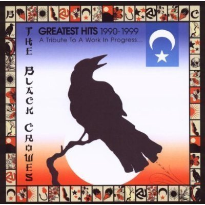 Primary image for The Black Crowes Greatest Hits 1990-1999 CD (2000) Best Of