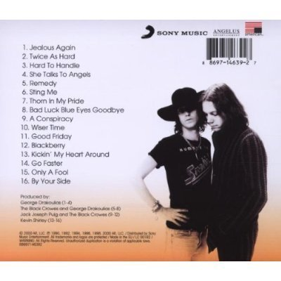 The Black Crowes: Greatest Hits   A Tribute To A ...