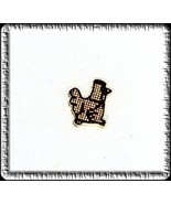 10  COPPER  ROOSTER  Nail Top  CHARMs Wholesale - $4.68
