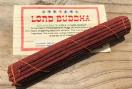 Lord Buddha Tibetan Incense Stick- Red Sandalwood & Herbs Mixed - $2.48