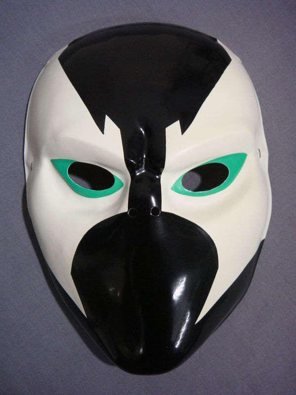 IMAGE COMICS SPAWN HALLOWEEN MASK PVC NEW McFARLANE