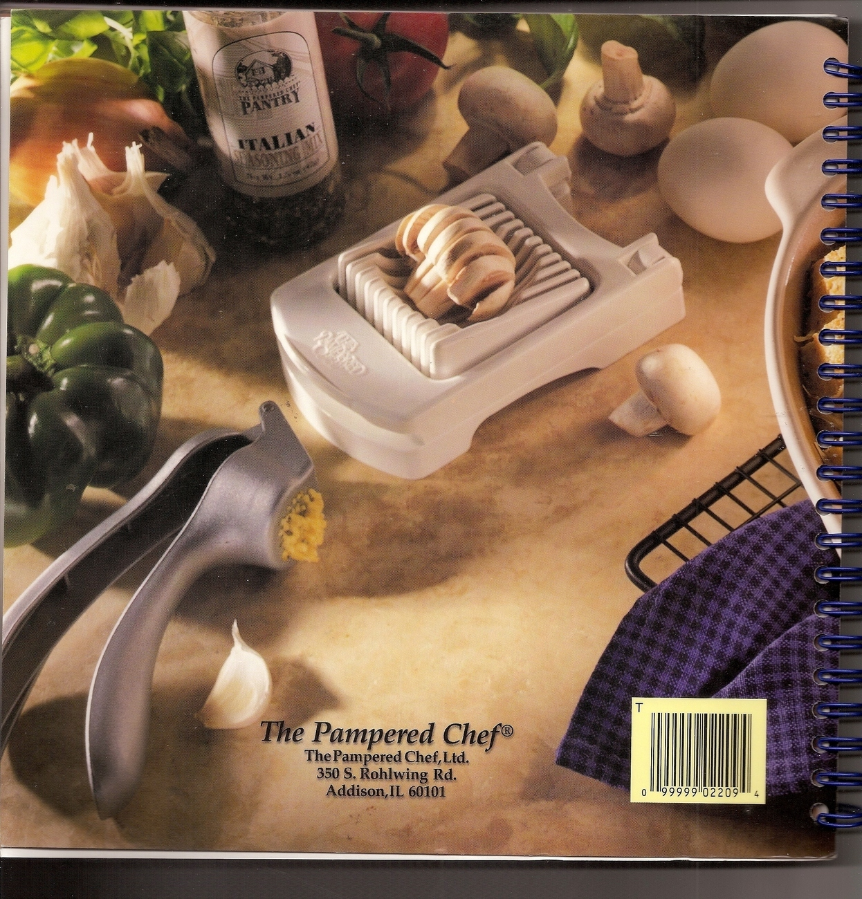 Pampered Chef Main Dishes Recipes at the Heart of Every