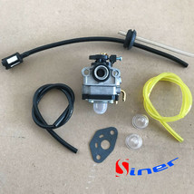 Carburetor Carb  Fuel Line Kit F Cub Cadet String Trimmer SS 418 BC 509 ... - $10.93