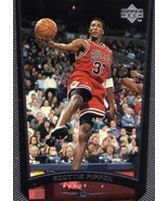 1998-99 Upper Deck Scottie Pippen Chicago Bulls / Blazers - $2.00
