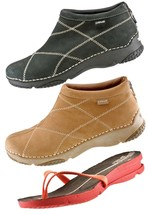 Teva Sample 6396 Women's Cabarita Leather Ankle Booties W/ Flip Flop Insole Us 7 - $39.99