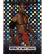 2010 WWE Topps Platinum Xfractor Percy Watson - $5.00