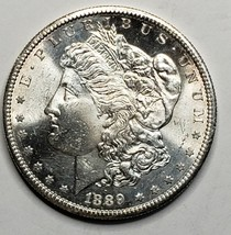 1889S MORGAN SILVER $1 DOLLAR Coin Lot# 519-30