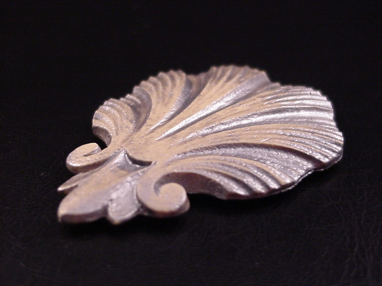 Magnet Sea Shell Relief