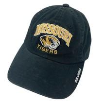 Missouri Tigers Columbia Mizzou Ball Cap Hat Adjustable Baseball Adult - $13.85