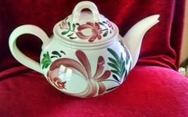 Portmeirion Welsh dresser teapot - $62.32