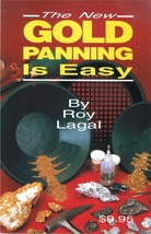 The New Gold Panning is Easy ~ Gold Prospecting - $9.95