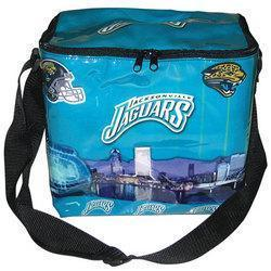 JACKSONVILLE JAGUARS COOLER BAG ICE CHEST LUNCH BOX