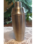 Pedrini-Cocktail Shaker-Stainless Steel-24 oz-3 pc-Italy - $12.00