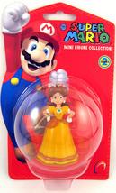 Nintendo Super Mario 2 inch Daisy Mini Figure Brand NEW! - $21.99