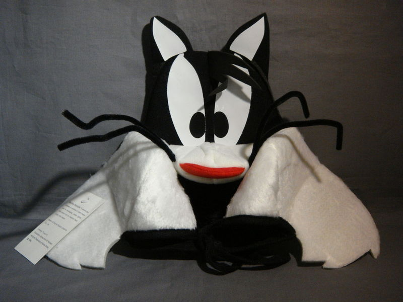 LOONEY TUNES SYLVESTER OVER THE HEAD SOFT FOAM MASK CARTOON CHARACTER