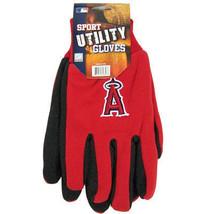 Los Angeles Angels Gloves Mlb Anaheim Angels New Adult - $4.95