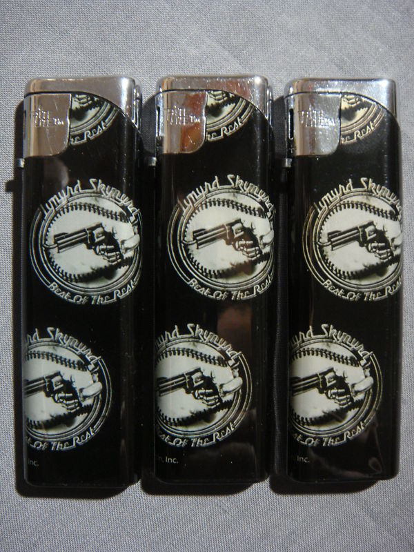 LYNYRD SKYNYRD BEST OF THE REST SLIM LIGHTER SET OF 3