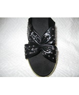 WOMAN SHOES, OAKLAND SHOES BY ANNIE. 9W Black - $8.00