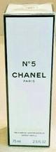 Chanel No 5 Eau De Toilette Recharge Vaporisateur Spray Refill 2.5 Fl. Oz. (NEW) - $94.05