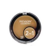 Revlon ColorStay 2-in-1 Compact Makeup & Concealer Buff 150: makeup .38 Oz., con - $11.39