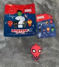 Hallmark Disney Marvel Avengers Spider-Man Mystery Ornament Christmas Ho... - $12.00
