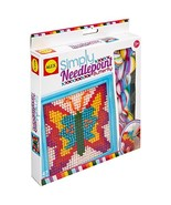 ALEX Toys Craft Simply Needlepoint - Butterfly (395-B) - $5.25
