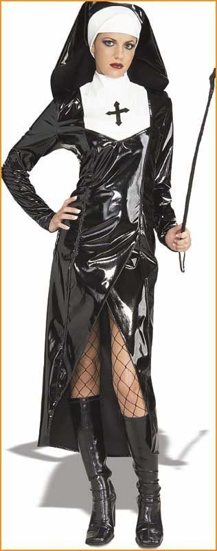 MOTHER SUPERIOR COSTUME THE COVENANT DRESS SEXY ADULT