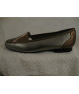 WOMAN SHOES, MAZIE SHOES BY ANNIE. 9M Bronze/Silver (NEW) - $9.00