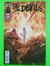 The Devils #3 First Print NM Antarctic Press Rok Comics 2019 - $9.90