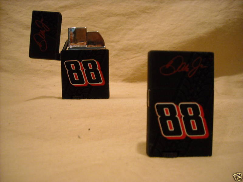 NASCAR LIGHTER DALE EARNHARDT JR #88 TIRE TREAD REFILLA