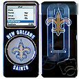 NEW ORLEANS SAINTS  NFL NANO IPOD MP3 PROTECTIVE COVER