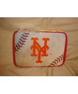 NEW YORK METS LUNCH BOX BAG MLB LUNCHBOX NEW - $7.95