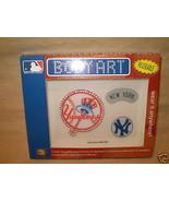 NEW YORK YANKEES TATTOOS JEWELED BODY ART REUSABLE MLB - $3.95