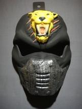 Ninja Mask Mask Pvc Mask Yellow New  - $5.95