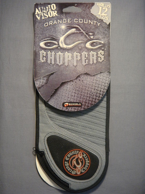 ORANGE COUNTY CHOPPERS AUDIO CD CAR VISOR NEW
