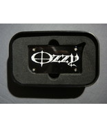 OZZY OSBOURNE BLACK RAIN CIGARETTE LIGHTER WITH CASE - $3.95