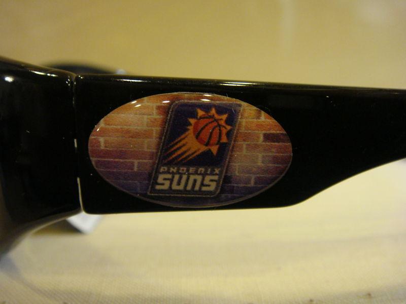 PHOENIX SUNS SUNGLASSES NBA MAXIMUM UV PROTECTION NEW