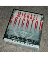 Pirate Latitudes Michael Crichton CD Audiobook - $4.99