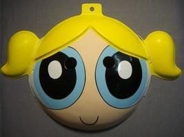 The Powerpuff Girls Bubbles Halloween Mask Pvc New - $5.95
