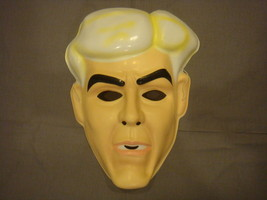 Ric Flair Mask Pvc New Wwe Wcw Wrestler Mask - $10.95