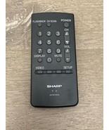OEM Sharp TV G0797CESA Remote  - $6.99
