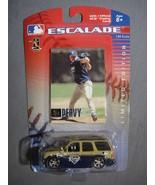 SAN DIEGO PADRES JAKE PEAVY ESCALADE W/ CARD MLB NEW - $1.00